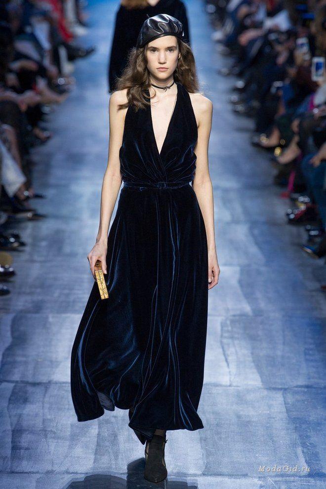 Autumn dress fashion 2018
