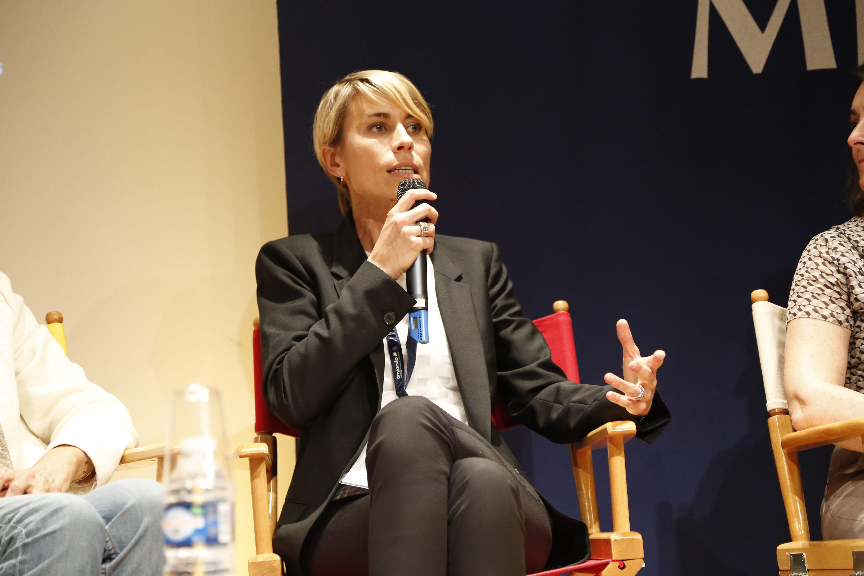 Cathy Mauzaize, Général Manager and Executive Director