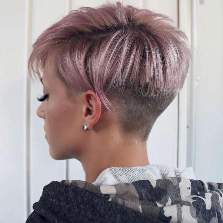 Olivia Short Hairstyles 5 In 2020 Frisuren Haarschnitt Kurze Haare Frisur Ideen