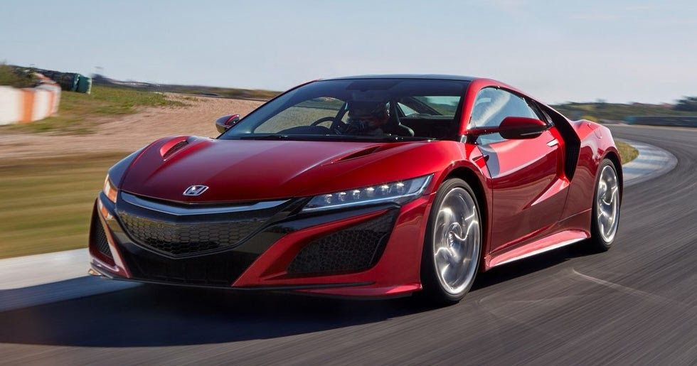 Honda Has Only Sold Two NSXs In Australia Since Last Yearu0027s Launch  #Acura_NSX #Honda_Acura_NSX
