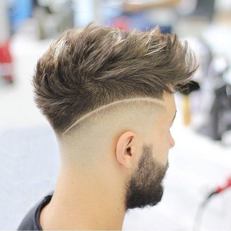 Pin de Gabriel C Fresse en HairStyles Pinterest Corte de pelo