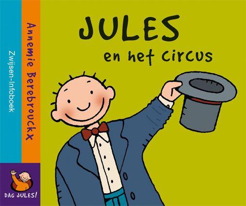 Boek: Jules en het circus