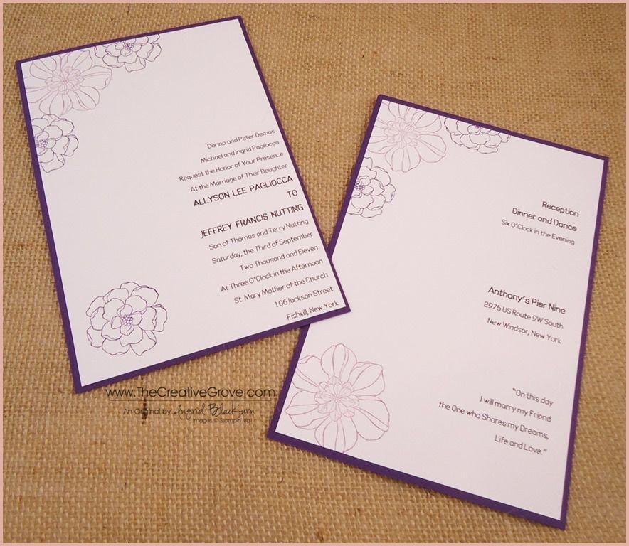 13 Exemplary Printing Wedding Invitations At Staples Printing Wedding Invitations Stampin Up Wedding Invitations Wedding Invitation Kits