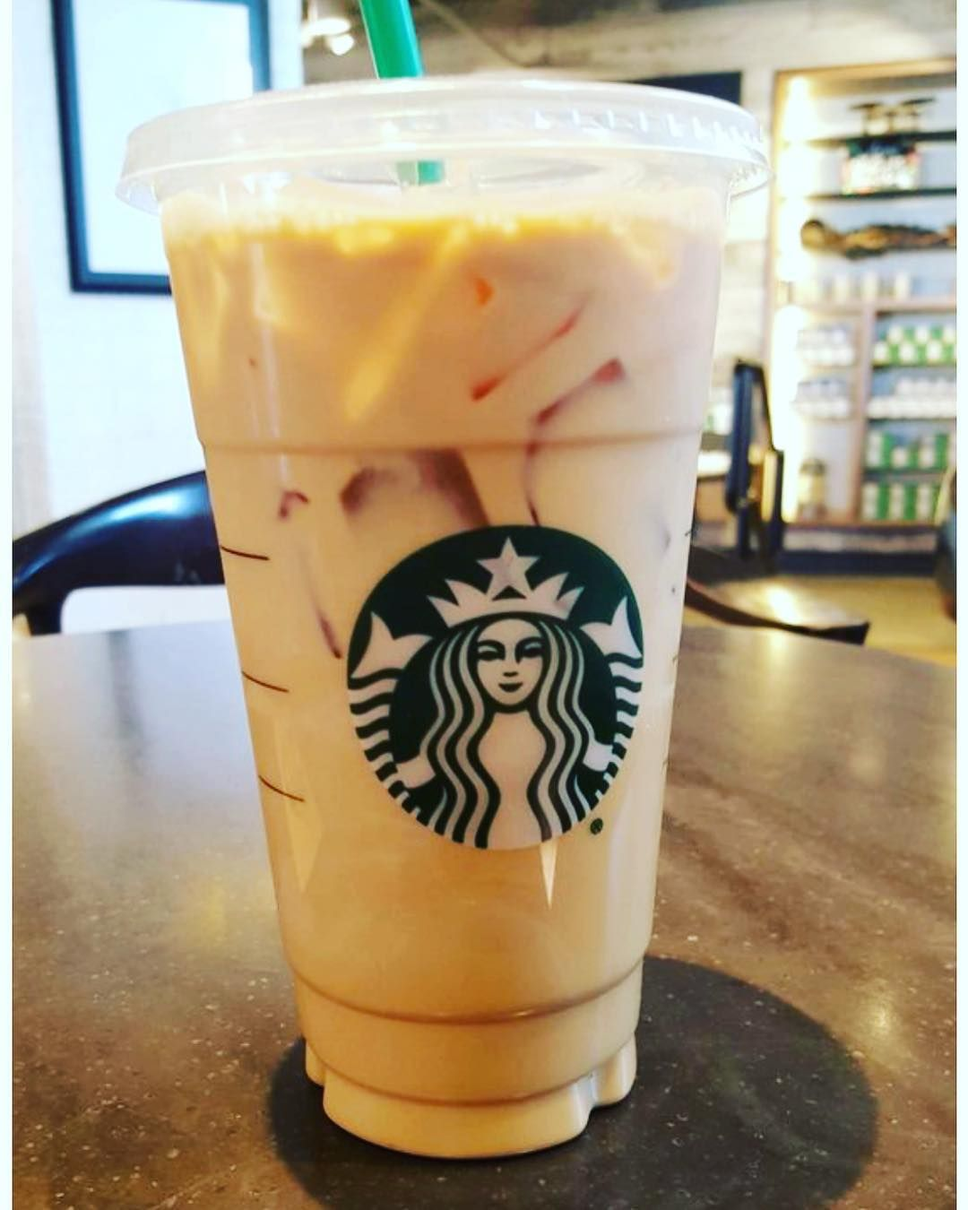 The Best Iced Cold Coffee Drinks At Starbucks With Full