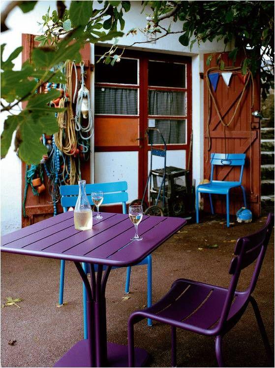 Fermob Villa Terrazza Sonoma Favorite Places Spaces Pinterest