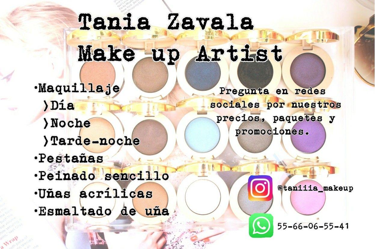 Para todo tipo de eventos!  #makeup