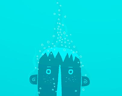 """Check out new work on my @Behance portfolio: """"Go down"""" http://be.net/gallery/44900259/Go-down"""
