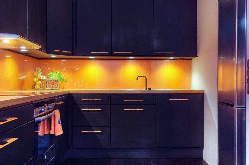 Yellow Kitchen 14 Honeybee Kitchen Kitchen Kitchen Design Black Kitchen Furniture