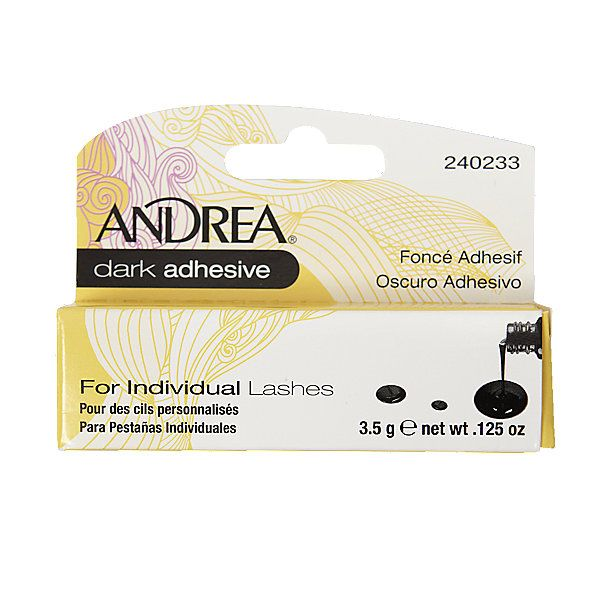 www.sallybeauty.com-Andrea Perma Lash Adhesive is designed for use with Perma Lash individual lashes.