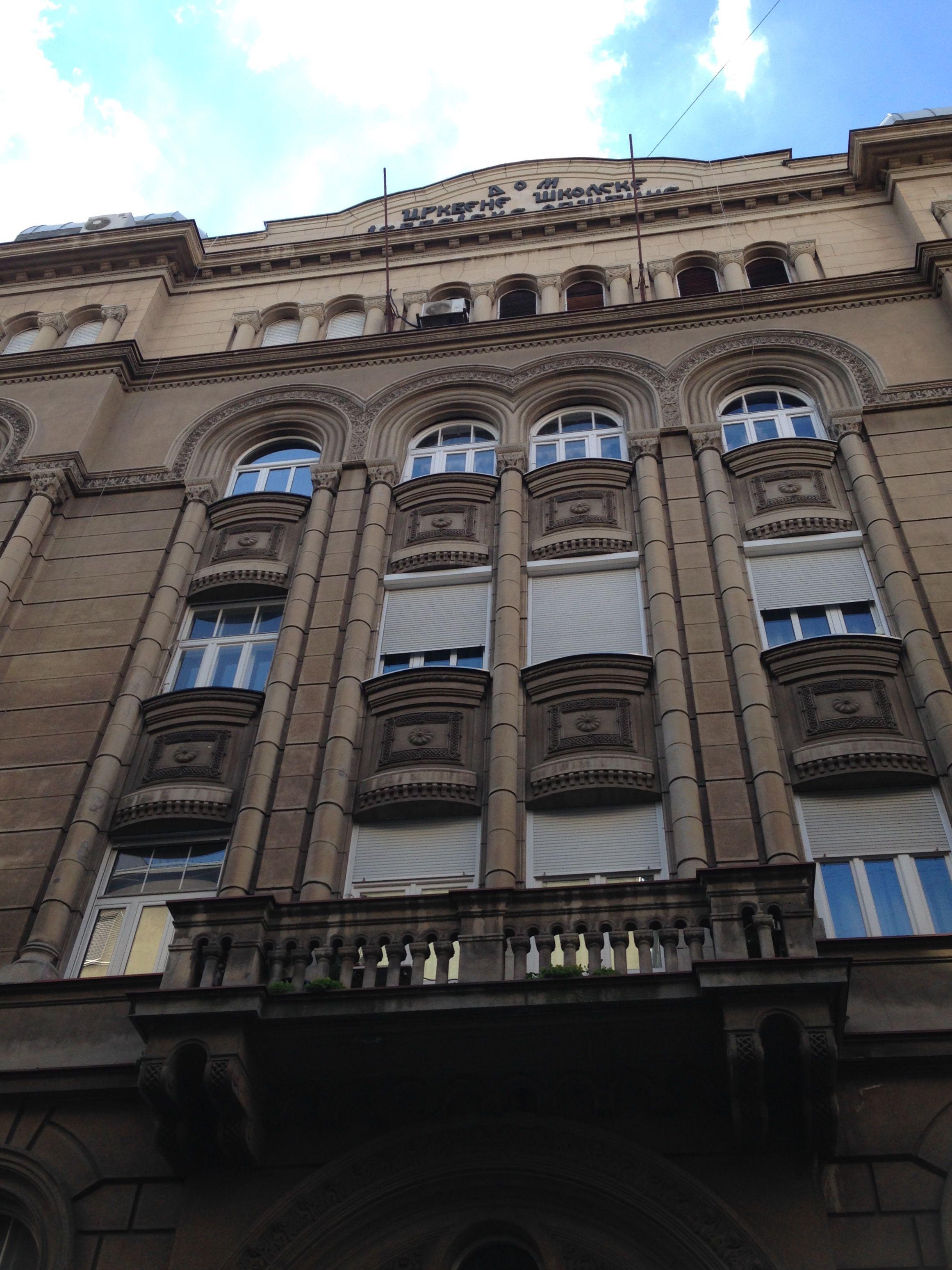Belgrade. Jewish Center