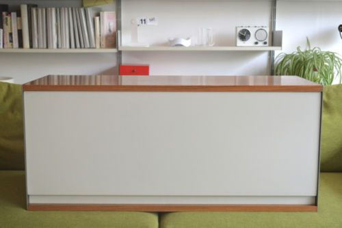 vitsoe 606 upandover cabinet early production dieter rams in antiques antique furniture other antique furniture century