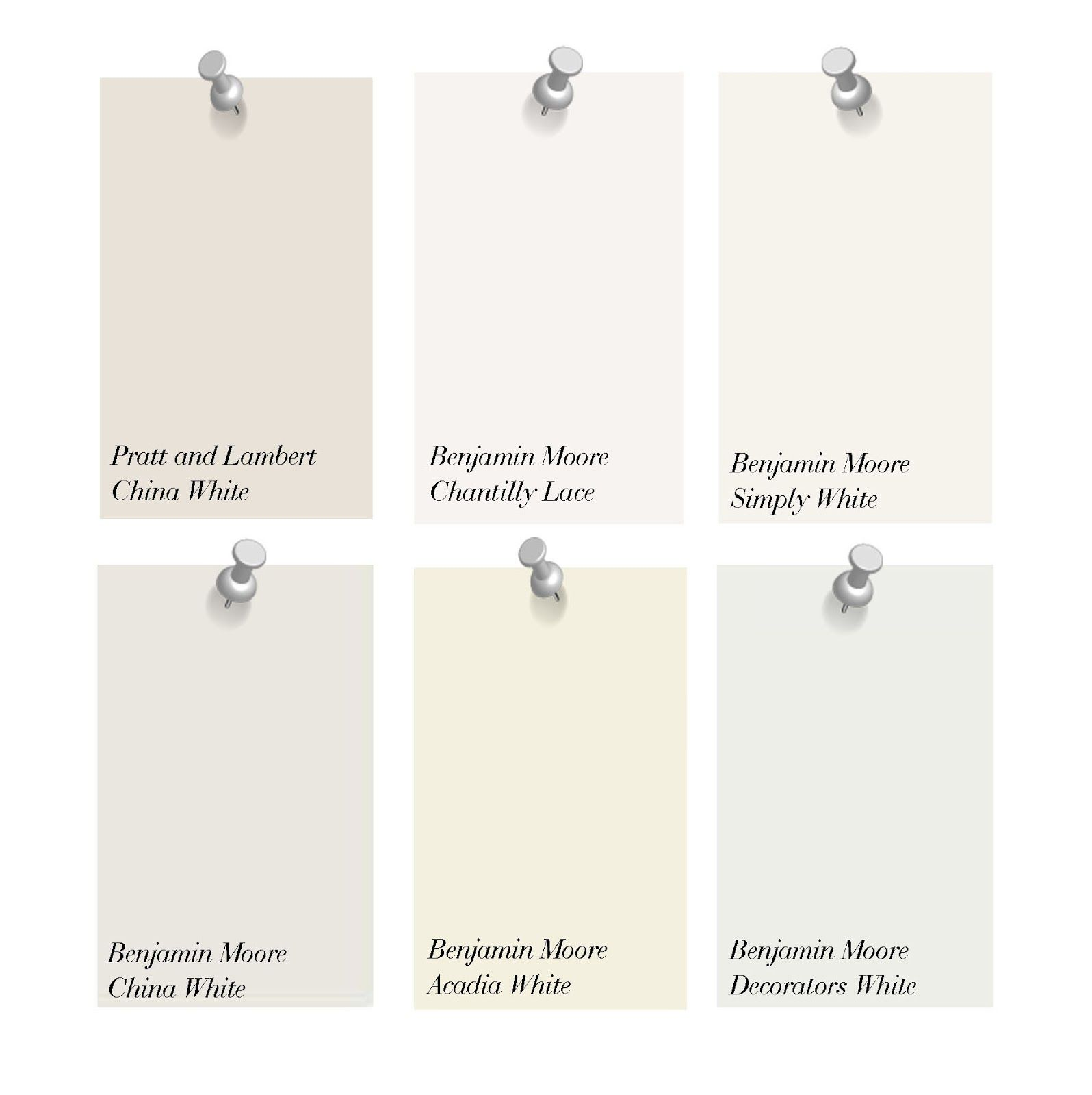 After Writing About My Love Affair With White I Got Curious And Asked Some Of Favorite Designers What Their Shade