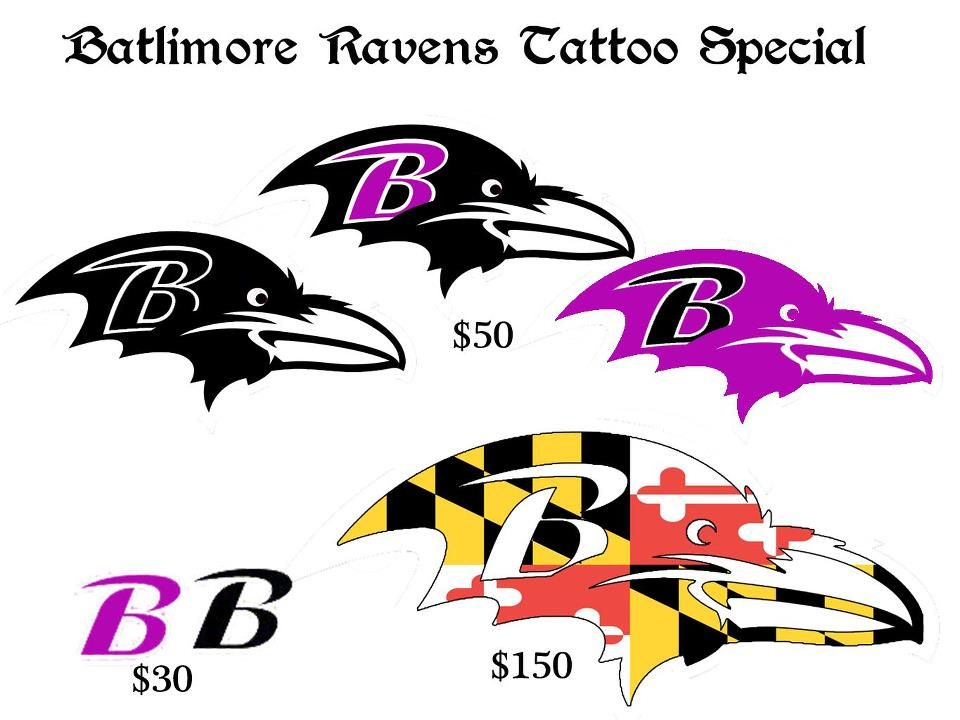 Love The Maryland Flag Raven Tat Thinking About It