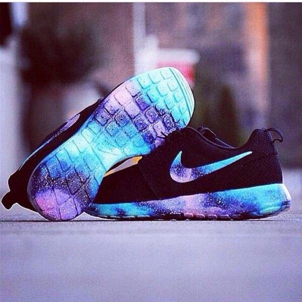 4aa0716f628b shoes roches galaxy blue purple black
