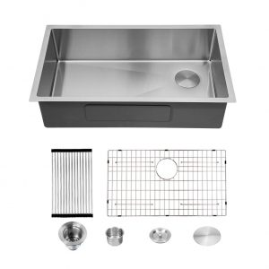 Top 10 Best Kitchen And Utility Sinks In 2020 Reviews Cool Kitchens Durable Kitchen Sink Sink