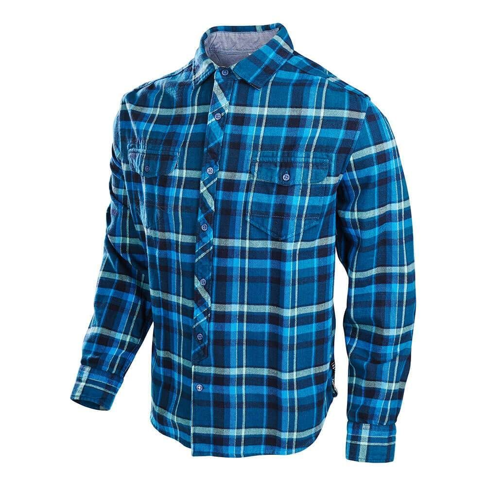 Troy Lee Designs Men's Octane Button Down Shirt