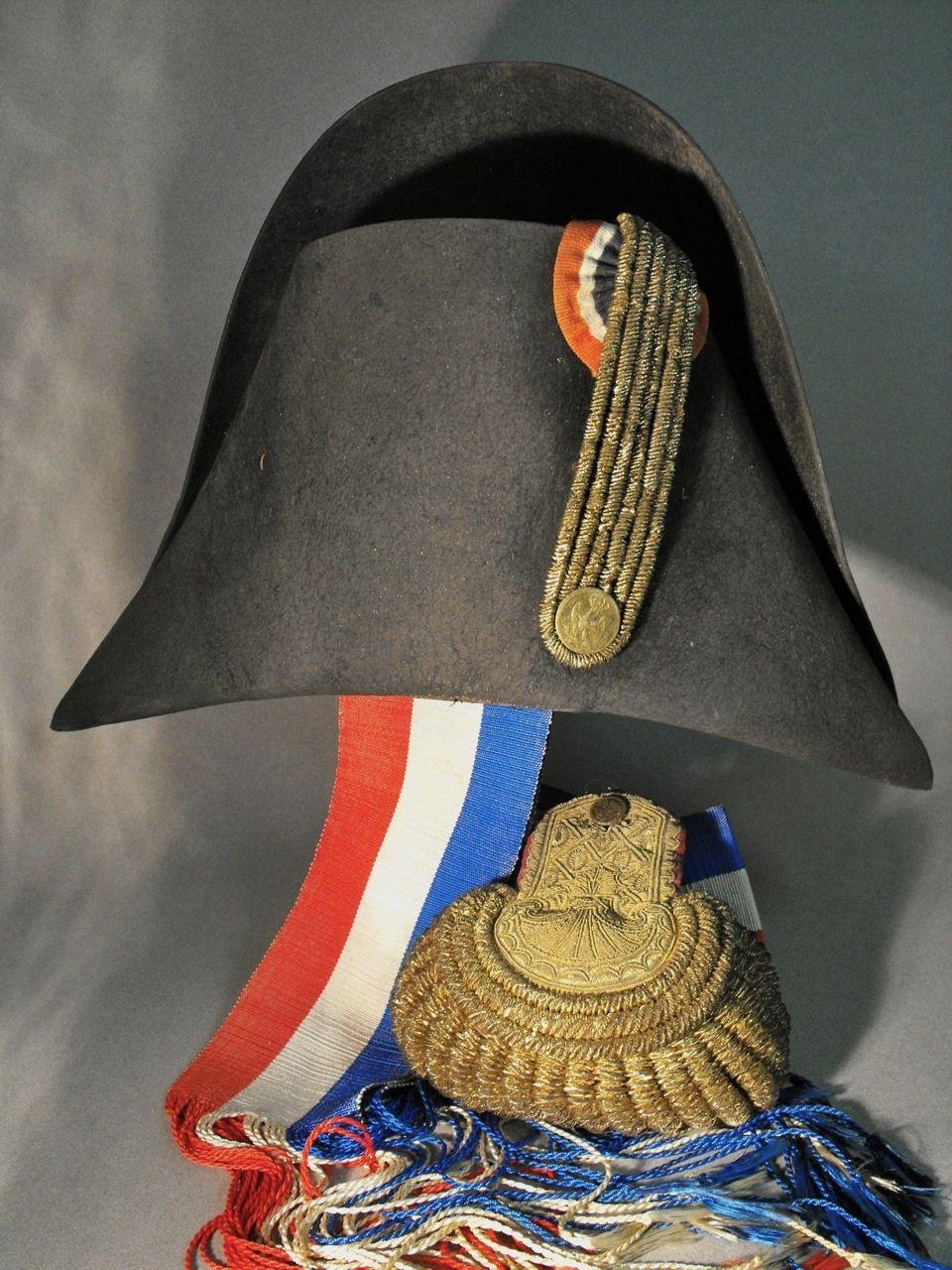 nouveau style de vie officiel prix de gros 1812 Dress Chapeau & Epaulet / Napoleonic Emperial Guard ...