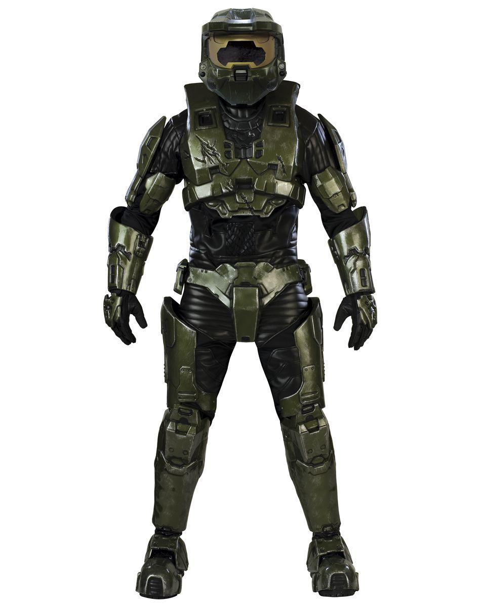 Halo 3 Master Chief Supreme Adult Costume #Spirit #Halloween ...