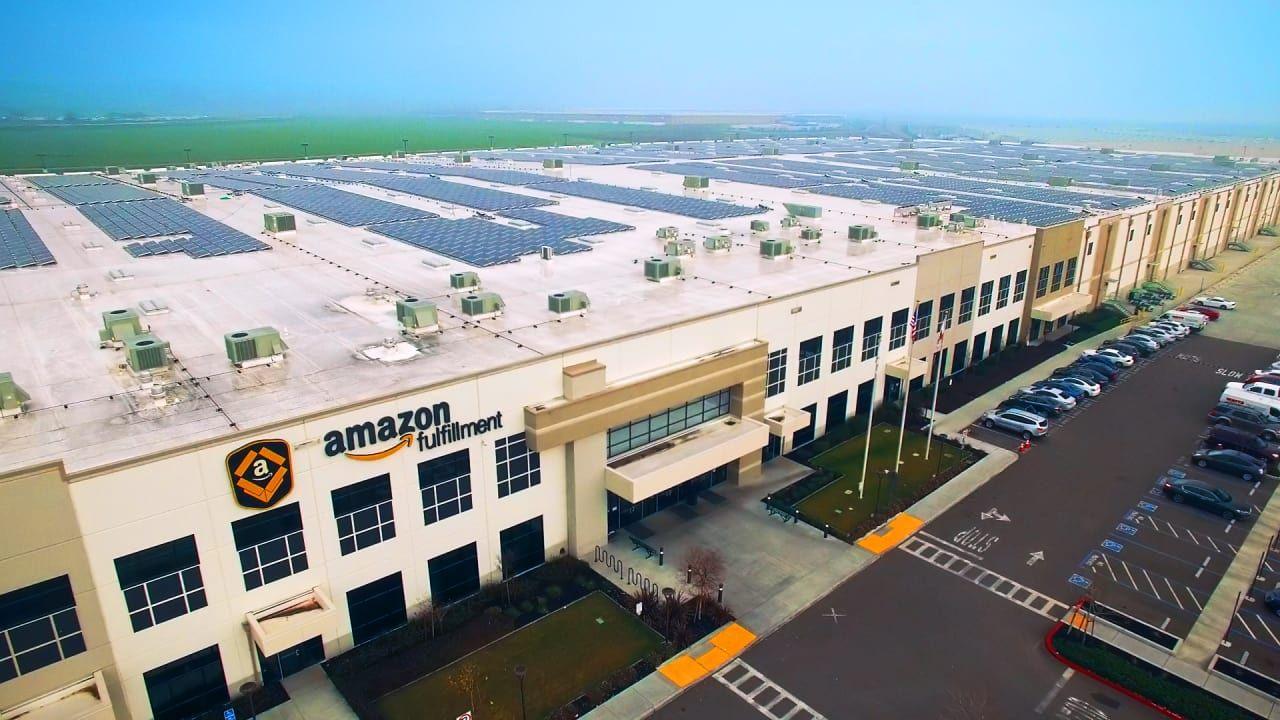 Amazon Should Put Its New Headquarters In Puerto Rico Solar