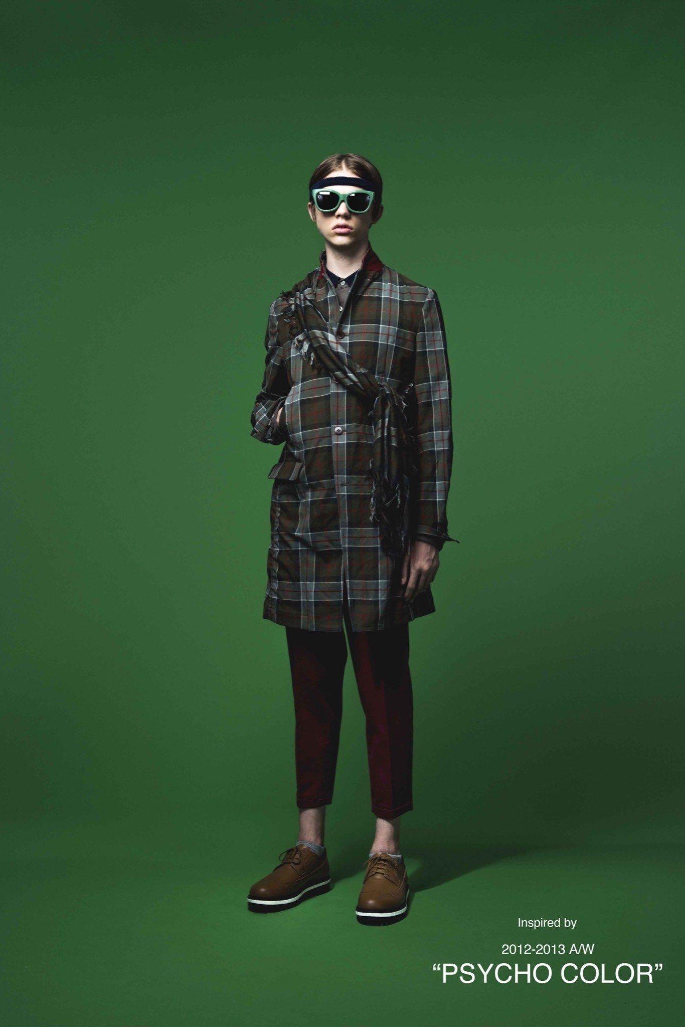 Undercover Spring 2016 Menswear Fashion Show