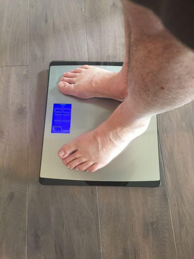 Eatsmart Precision Digital Scale Just Plum Crazy Digital Scale Digital Scale Bathroom Scale