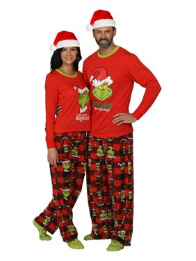 Clothing (With images) Adult christmas pajamas