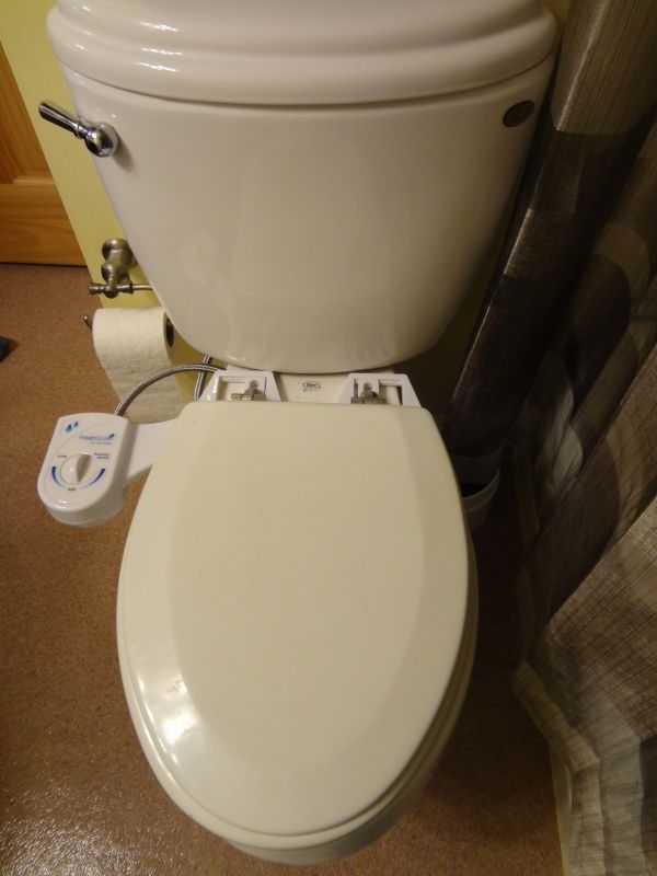Brondell Freshspa Easy Bidet Review And Giveaway Toilet Easy Giveaway