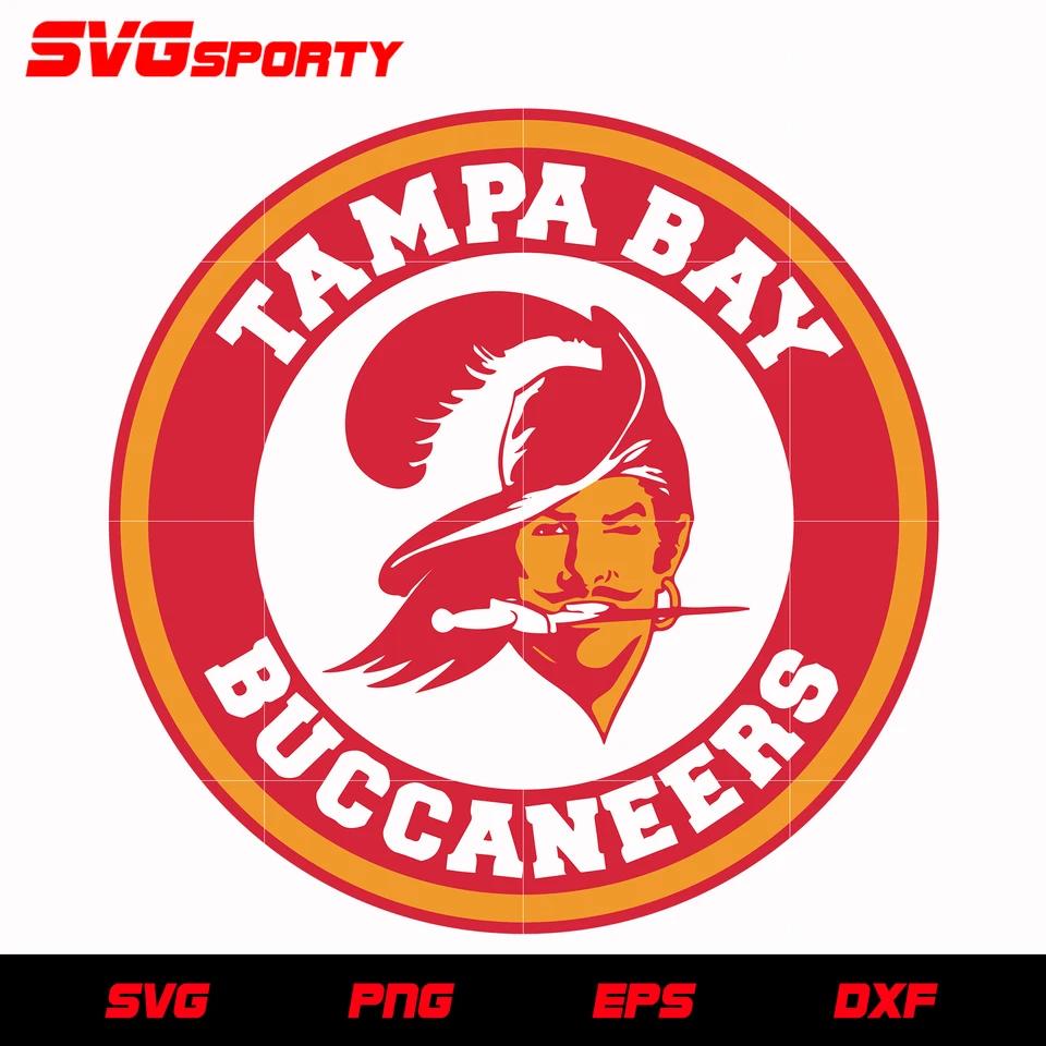 Tampa Bay Buccaneers Circle Logo Svg Nfl Svg Eps Dxf Png Digital File In 2020 Tampa Bay Buccaneers Tampa Bay Buccaneers Logo Tampa Bay