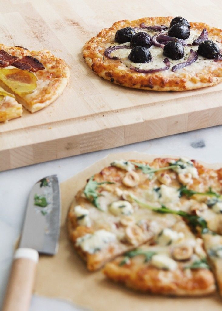 3 easy gourmet pizza recipes with freschetta gluten free