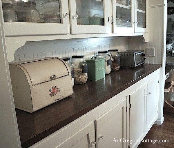 DIY Kitchen Remodel 80s Ranch to Farmhouse Fresh Diy kitchen