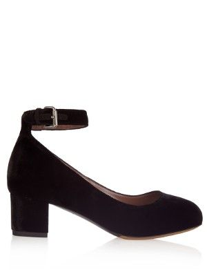 Tabitha Simmons Martha Velvet Pumps manchester great sale for sale CnBs4soI