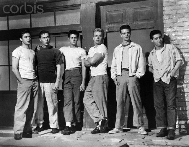 Tony Curtis, 1948