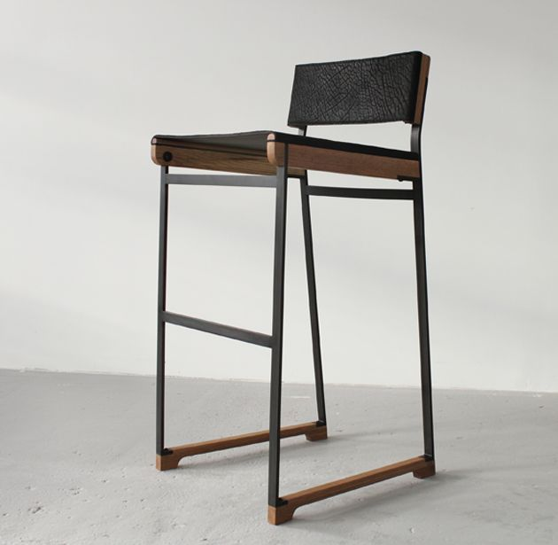 Simple Bar Stools Concept Stool Design By Token