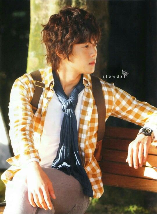 Kim Hyun Joong 김현중 ♡ as Baek Seung Jo ♡ Playful Kiss ♡ Kdrama ♡ Kpop ♡