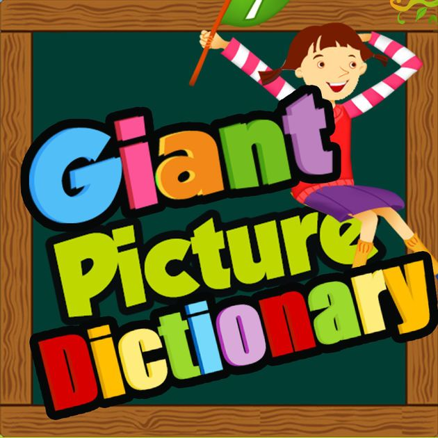 Giant Picture Dictionary Picture dictionary, Apps for