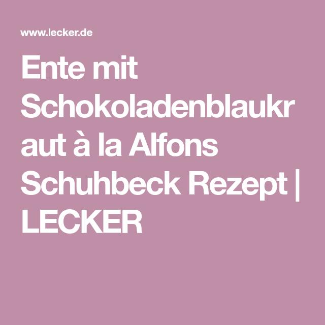 Schubeck ente