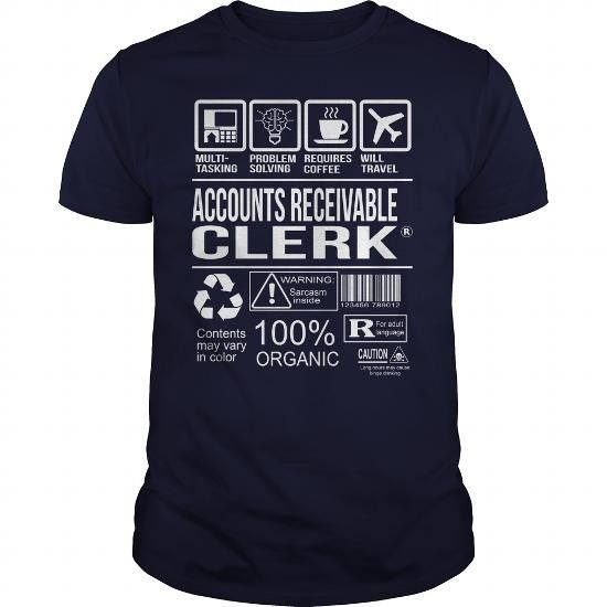 Awesome Tee For Accounts Receivable Clerk T Shirts, Hoodies. Check price ==► https://www.sunfrog.com/LifeStyle/Awesome-Tee-For-Accounts-Receivable-Clerk-102589676-Navy-Blue-Guys.html?41382 $22.99
