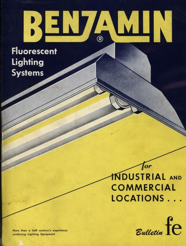 Benjamin Fluorescent Lighting Systems