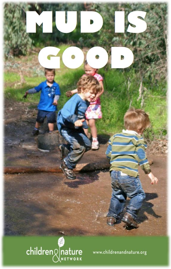 The Perks Of Play In Mud Educational >> Mud Is Good Social Media Lines Outdoor Learning Nature