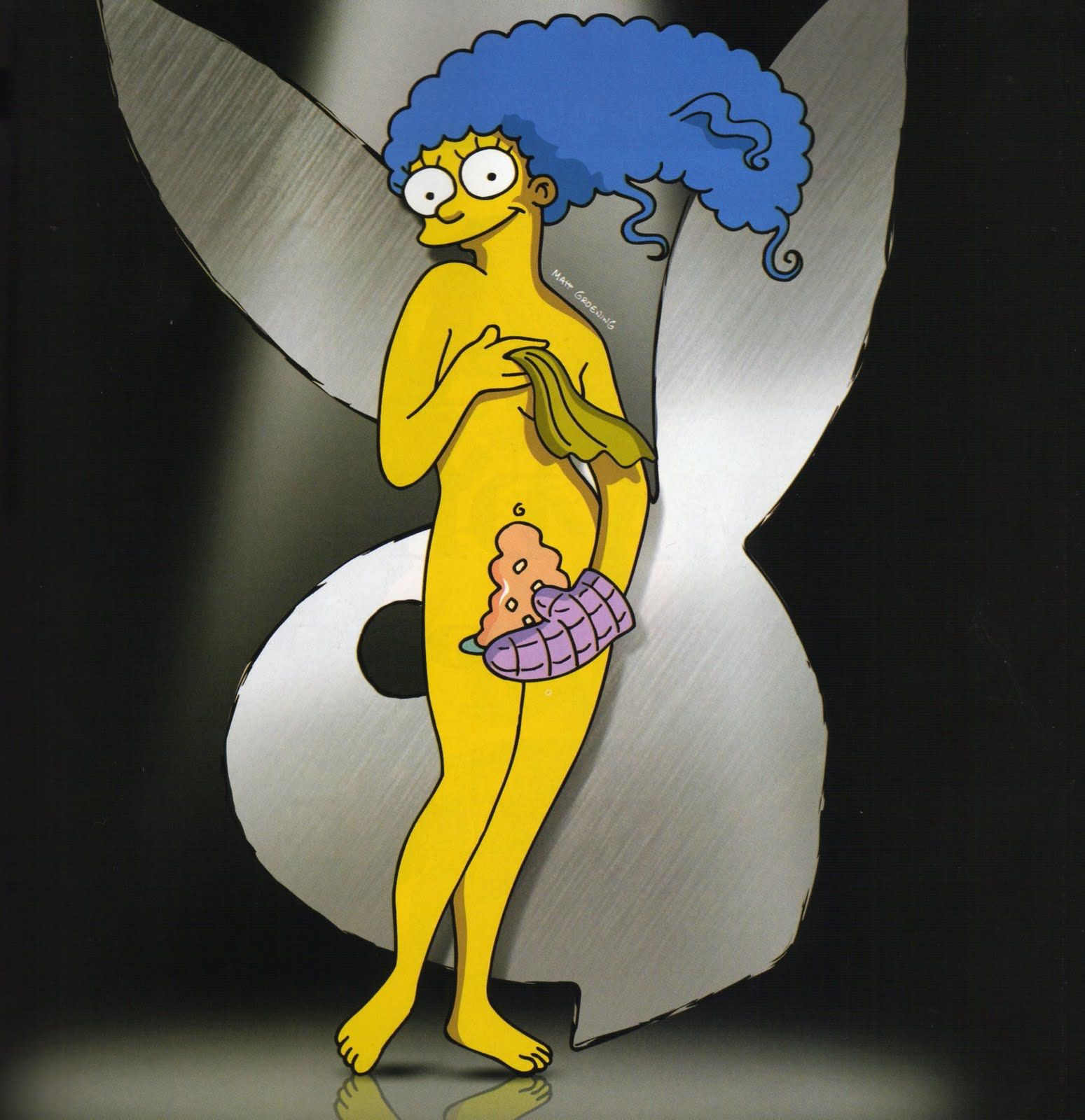 Interracial marge simpson porn