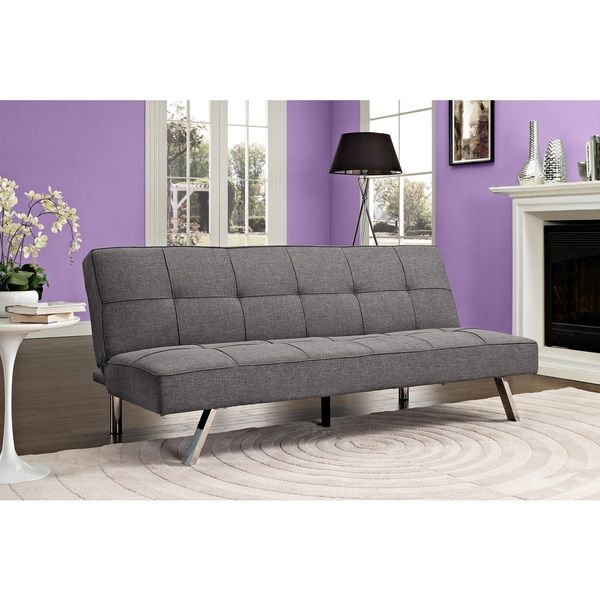 Dhp Zoe Convertible Futon Sofa Bed Ping Great Deals On Futons