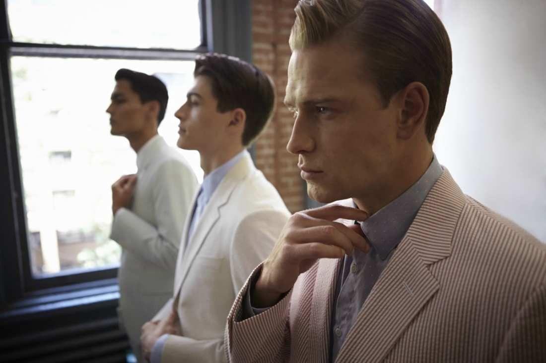 How to wear a seersucker suit seersucker men style casual and man