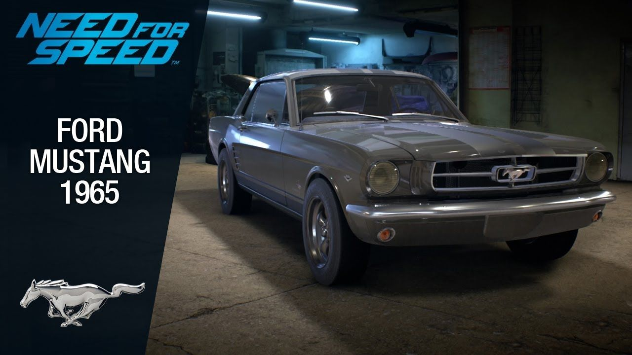 Need for speed 2015 ken blocks hoonicorn ford mustang 1965 gameplay
