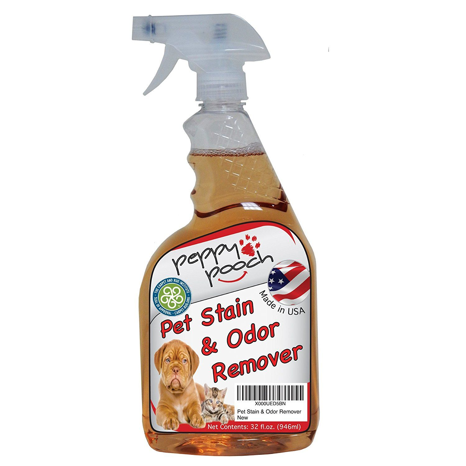Dog Smell Clean Up: Professional Strength. Safe