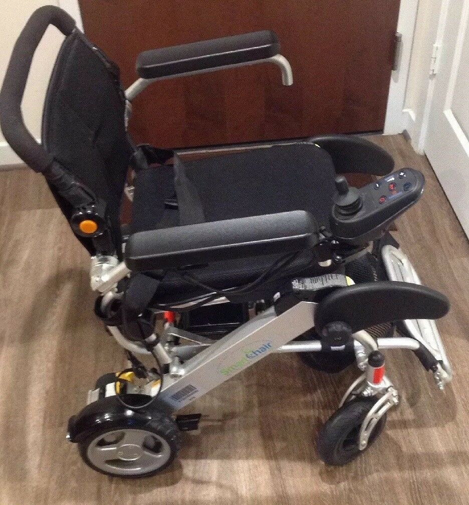 ZINGER ELECTRIC WHEELCHAIR MOBILITY SCOOTER FOLDING POWER