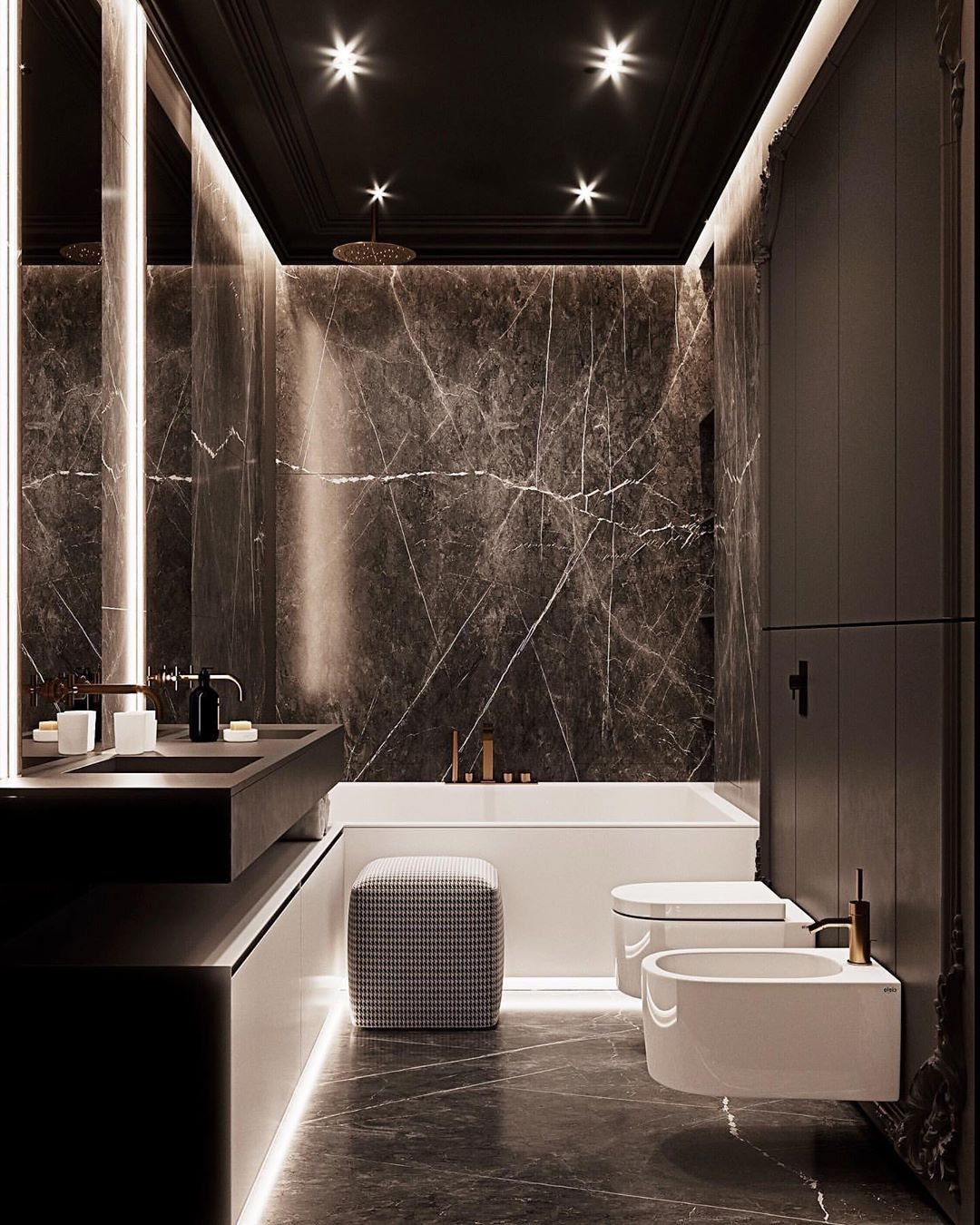 Amazing Bathroom Designed By Mart Architects Da Spb Bath Arch Interior Design Modern Decor