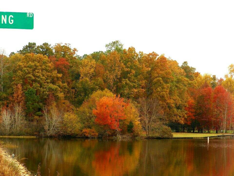 Lake gaston country roads lake