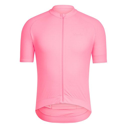 Core Jersey Rapha Pink Cycling Outfit Mens Workout Clothes