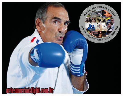 A História do Kickboxing