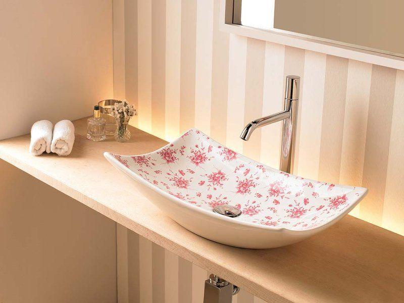 Nuevos lavamanos decoraci n pinterest lavamanos for Cuartos de bano santos